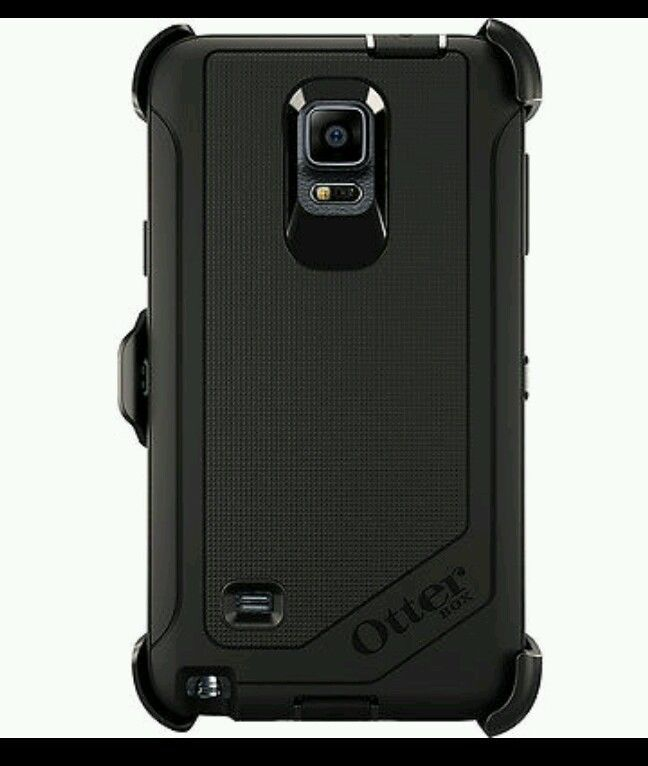 best sneakers 8b423 4ea3a NEW Otterbox Defender Series Case Cover For Samsung Galaxy Note 4 ...