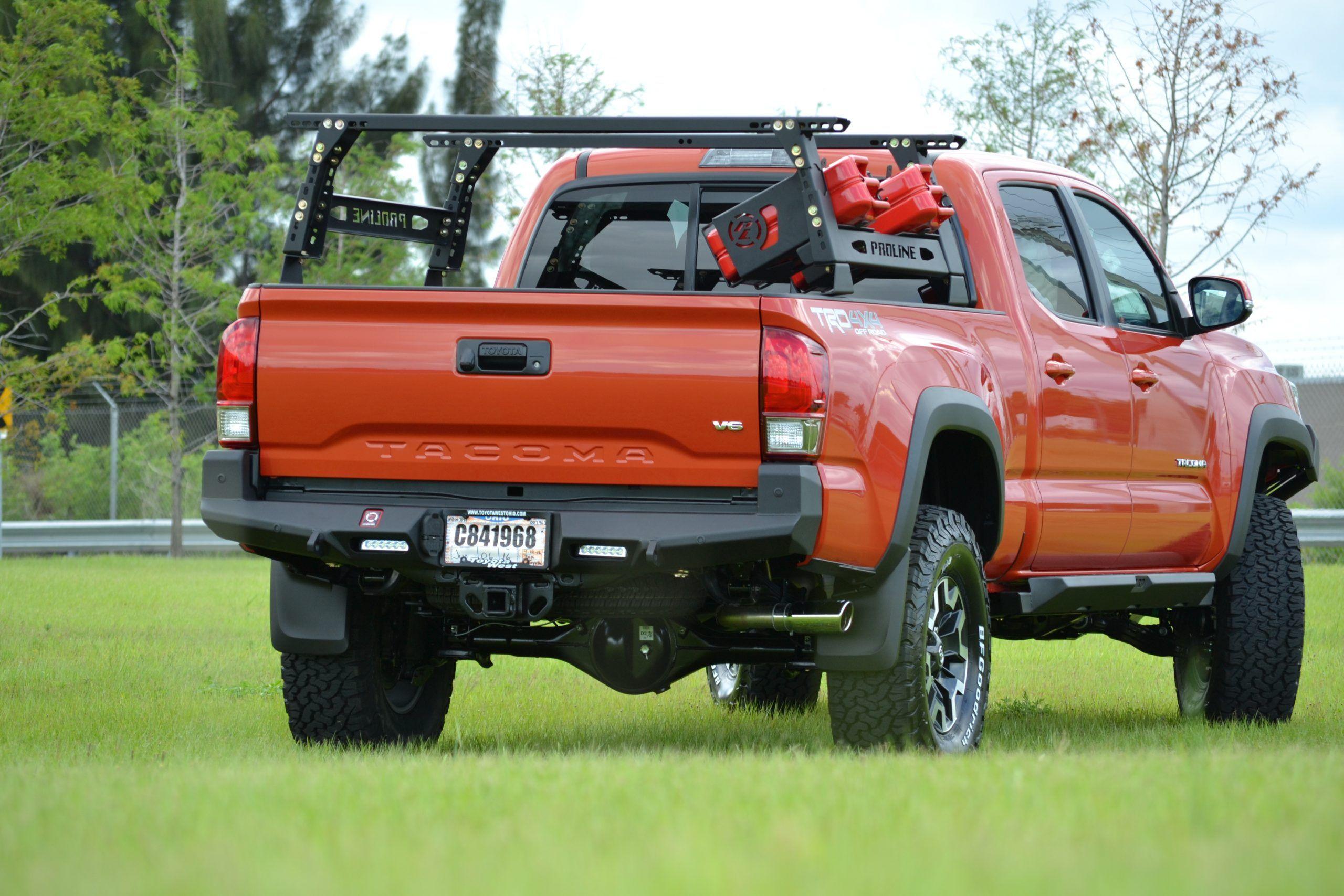 Adjustable bed rack (fit most pick up trucks) Proline