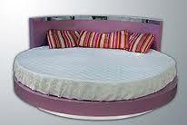 I need a circle bed