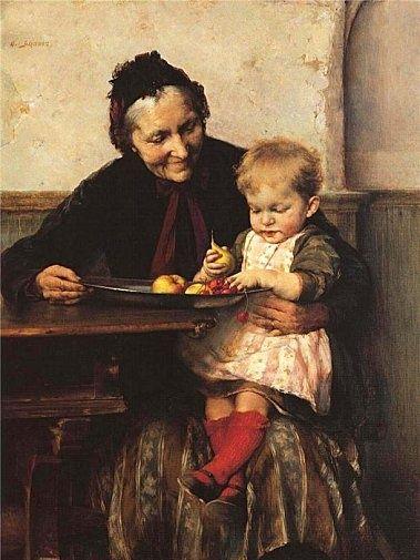 La grand-mère - Victor Hugo 2d68dfe301c5b7c00798b2263708ac56