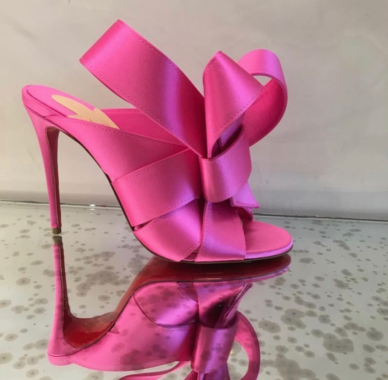 Heels, Stiletto shoes
