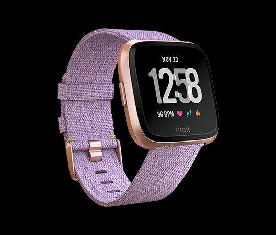 Fit bit Versa special edition 229.95 Smart watch