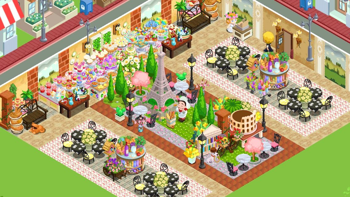 My Store Cups In Bakery Story App Game By Teamlava Bakery