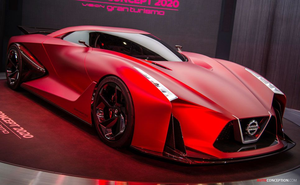 Nissan S European Design Centre Marks 15 Years In London Autoconception Com Super Sport Cars Nissan Tokyo Motor Show