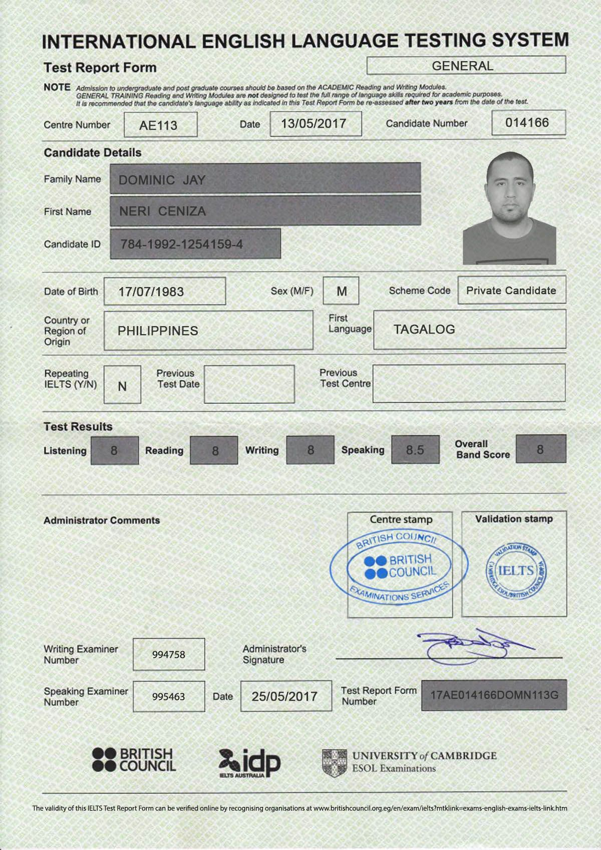 If Intereted Visit Buyieltspassportsonline Com Ielts Certificate