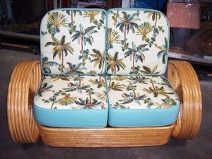 Mid Century Tropical Vintage Rattan Furniture   Bing Images