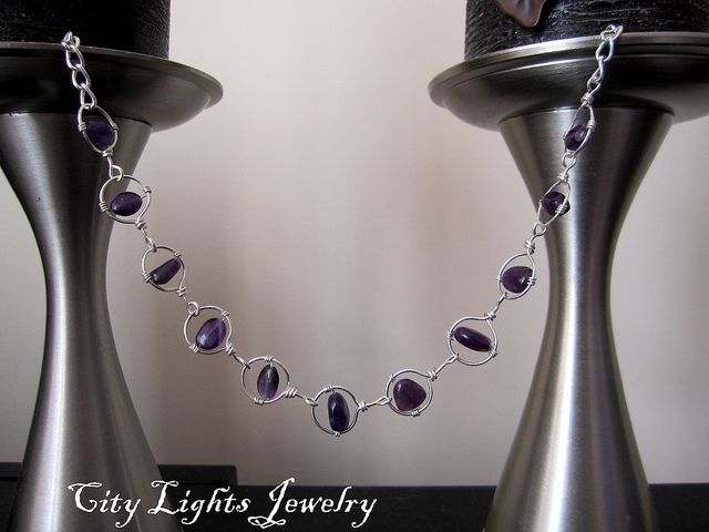 #amethyst #necklace  Repin, Like, Share!  Thanks!
