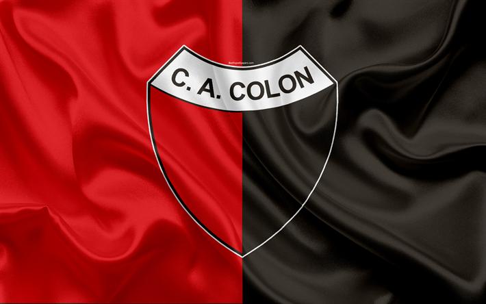 Colon De Santa Fe Detail: Descargar Fondos De Pantalla Club Atletico Colon, 4k, El