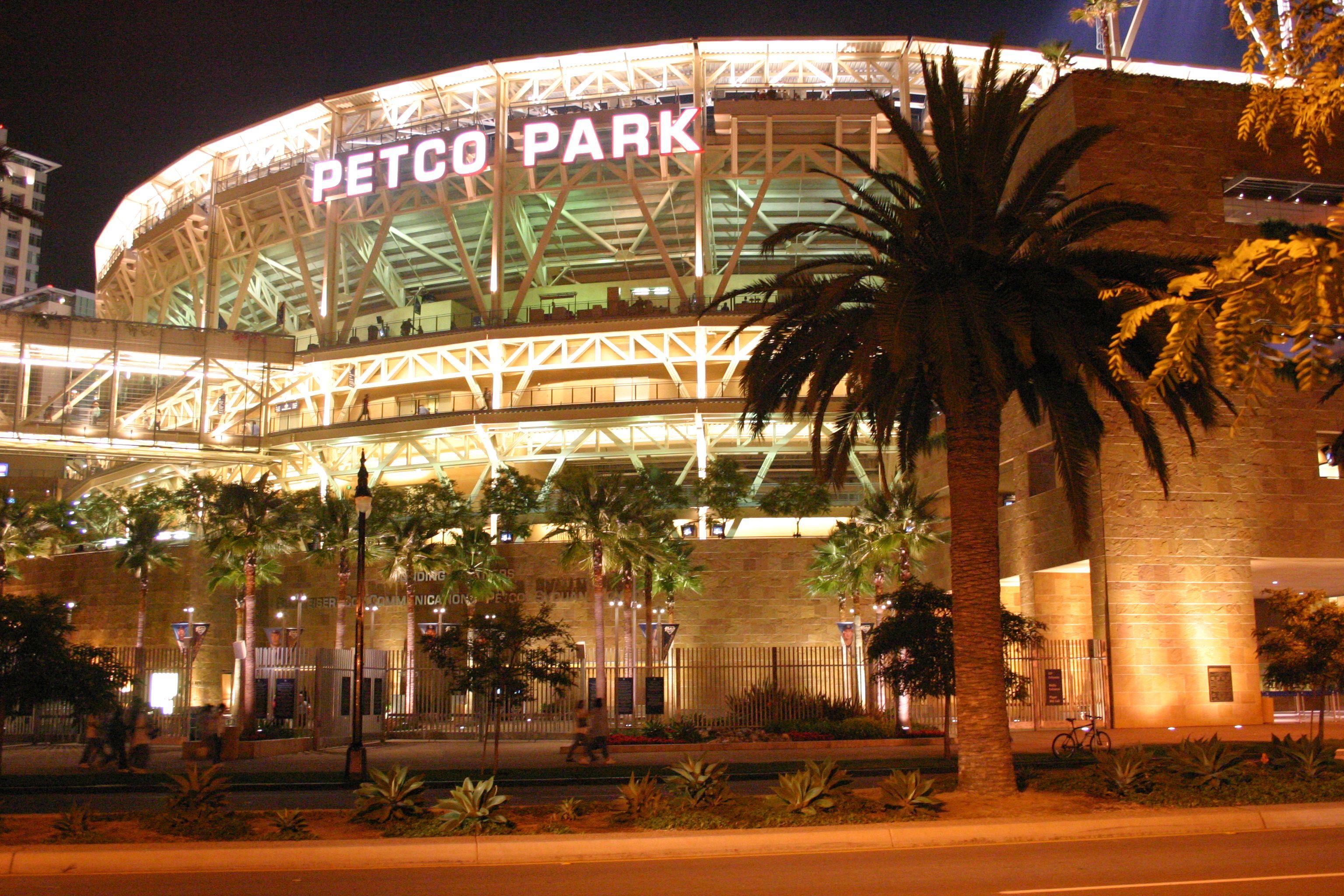 Pin On San Diego Padres At Petco Park