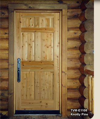 Awesome Log Home Doors, Interior And Exterior Doors From Timber Valley Millwork