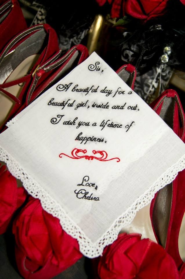 Sweet Message To The Bride Bridal Gift Etsy Dream Wedding Ideas