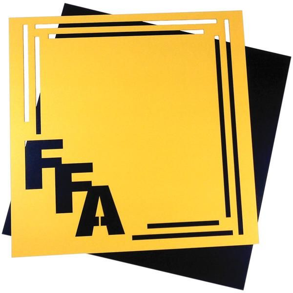 It Takes Two Large Ffa Letters Sports Scrapbook Supplies At