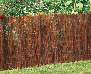 Farnmatte als Garten Sichtschutz mit 180x300cm bestellen