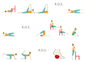 pin on chair yoga sequences