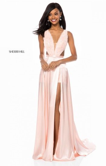 Pin by Abby Caughman on sherri hill | Pinterest | Prom, Dress codes ...