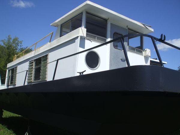 1959 Witcraft Houseboat House Boat Boat Floating House
