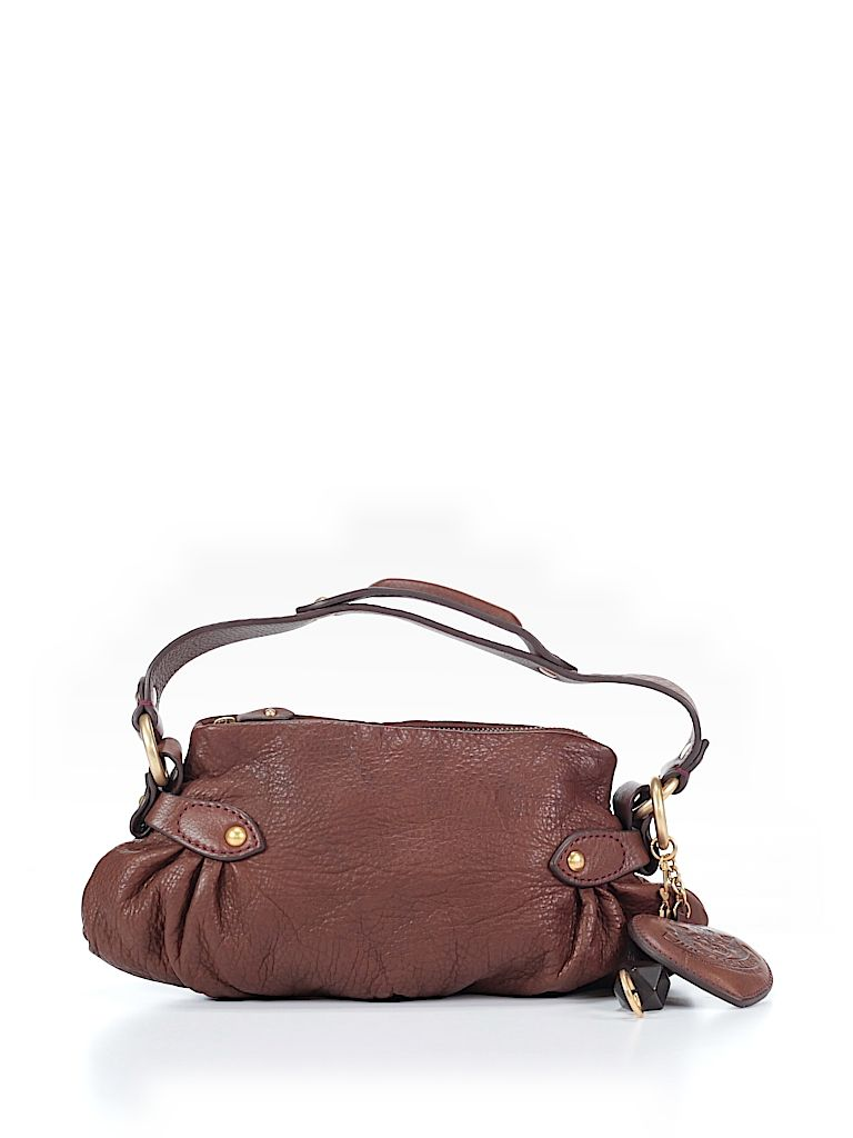 Check it out - Juicy Couture Leather Satchel for $90.99 on thredUP!