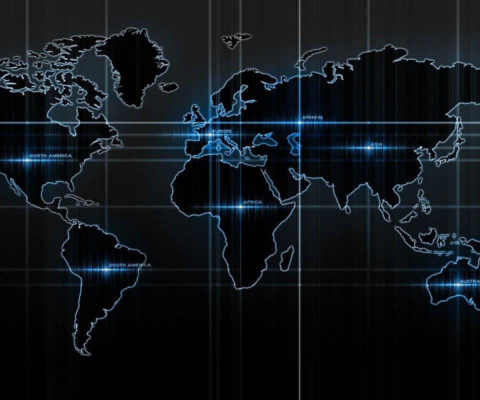World map mobile wallpaper pinterest mobile wallpaper mobile wallpaper world map gumiabroncs Images