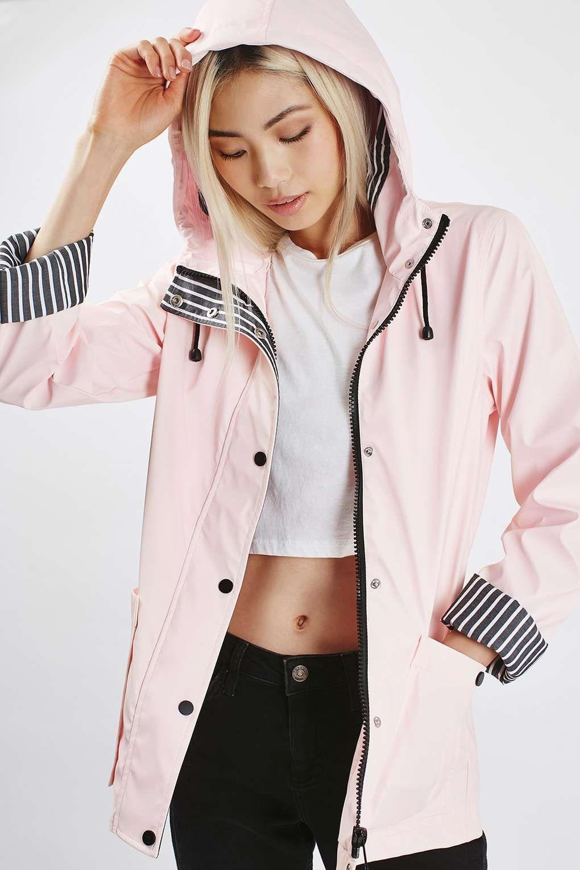 PETITE Rain Mac - Jackets & Coats - Clothing | Mac, Topshop and Macs