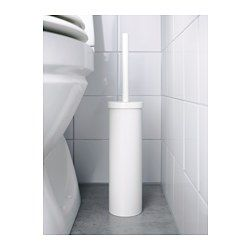 Enudden Toilet Brush White Home Ba 241 Os Ikea Escobas
