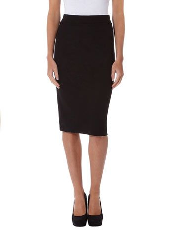 The perfect black pencil skirt at Dorothy Perkins