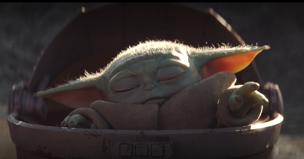 Baby Yoda Merch Is Finally Coming And I Haven't Seen It
