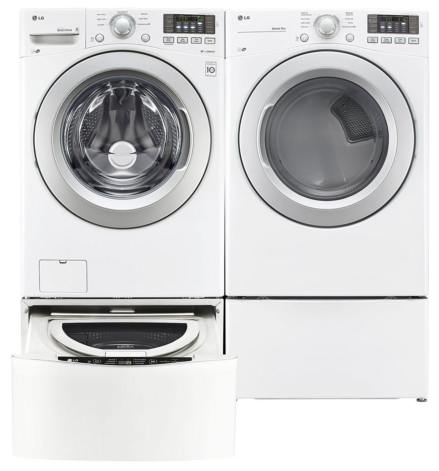pedestal dryer washer pin appliance laundry electrolux trusted and