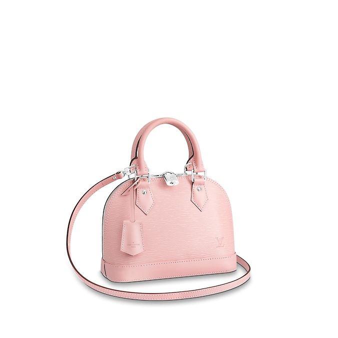 5e83bd139c1c View 1 - Women - Alma BB Epi Leather Women Handbags Top Handles ...