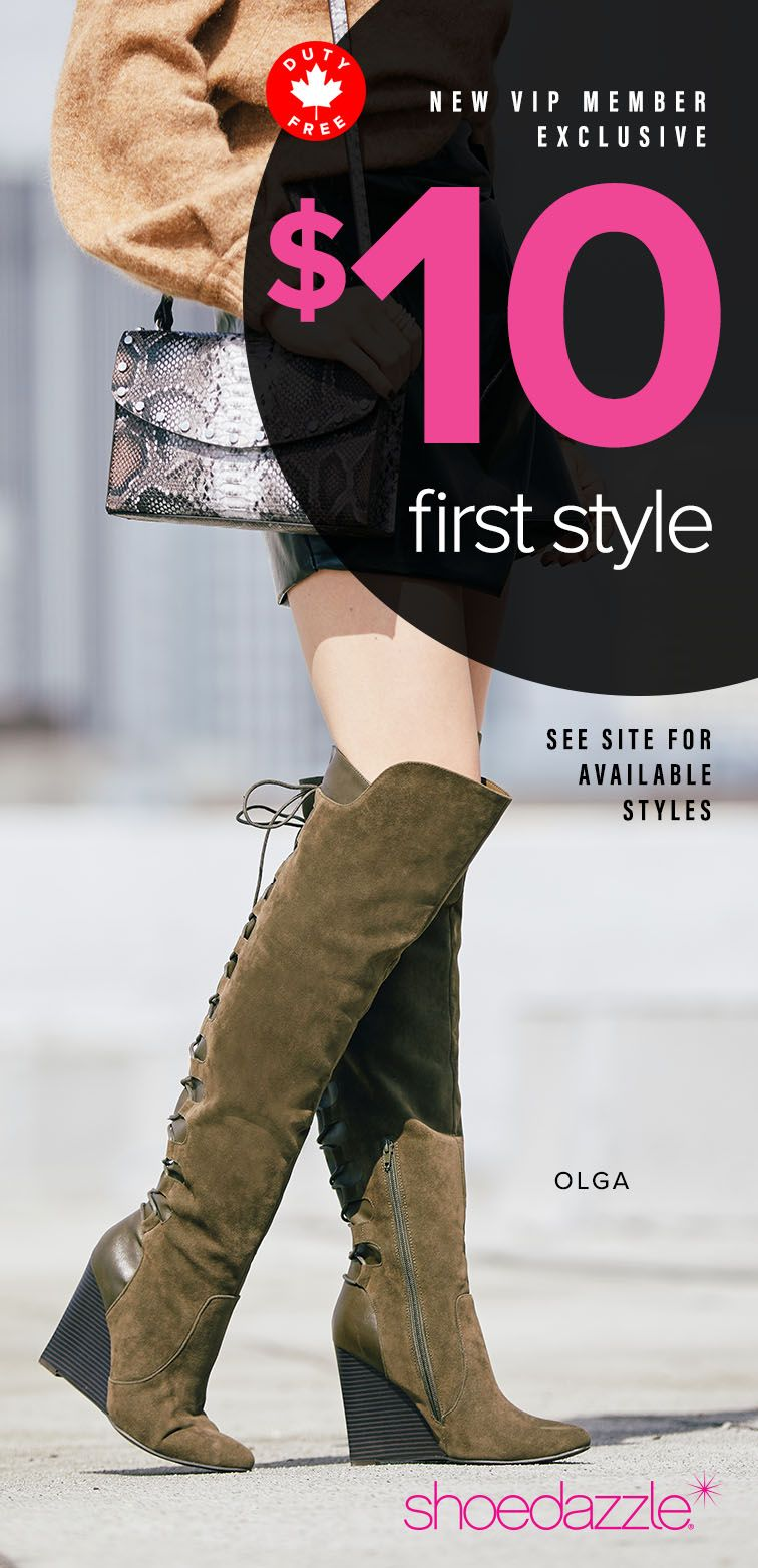 6e7312015693f December Styles are Here! - Get Your First Pair of Over The Knee Boots for  Only $10! Take the 60 Second Style Quiz to get this exclusive offer!