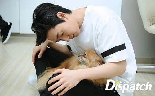 Eunhyuk & choco ♥