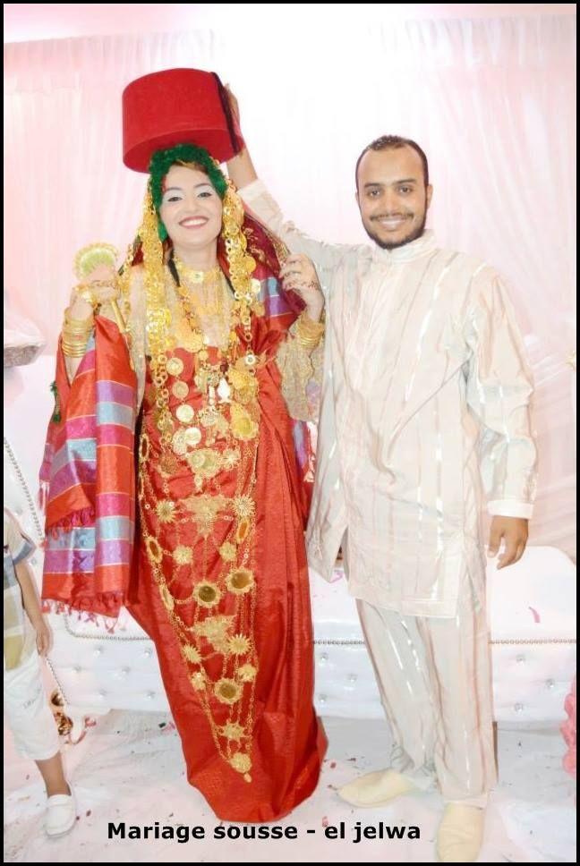 Tunisian wedding of Gabes