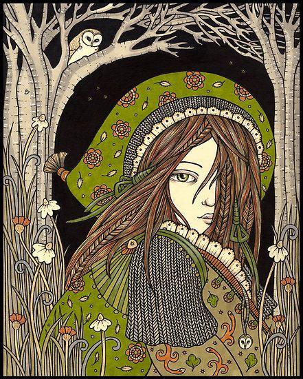 Aran by Anita Inverarity