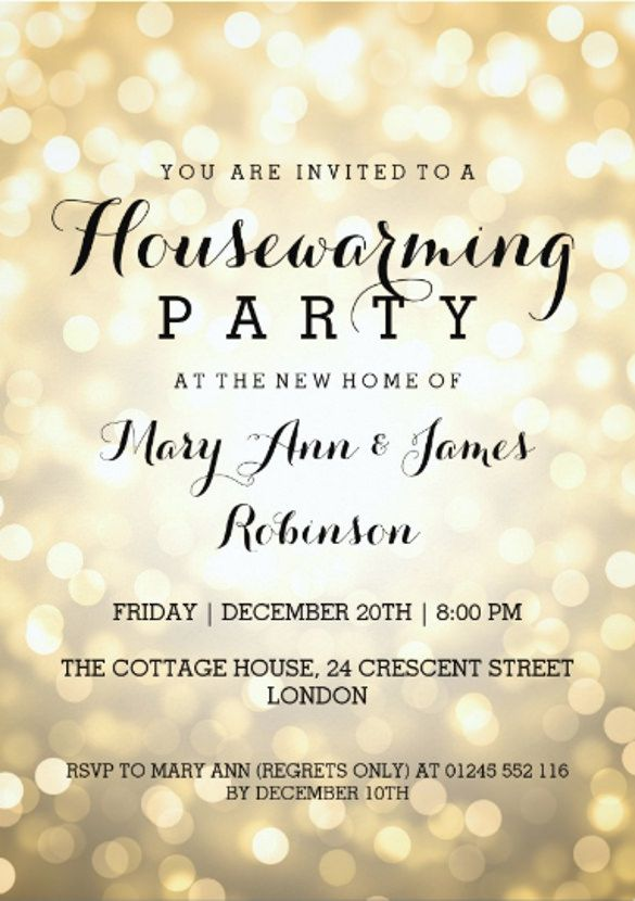 house warming invitation card free download - Yahoo Image Search ...