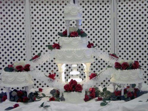 Big Wedding Cakes Designs Big Wedding Cakes Fountain Wedding Cakes Dream Wedding Cake
