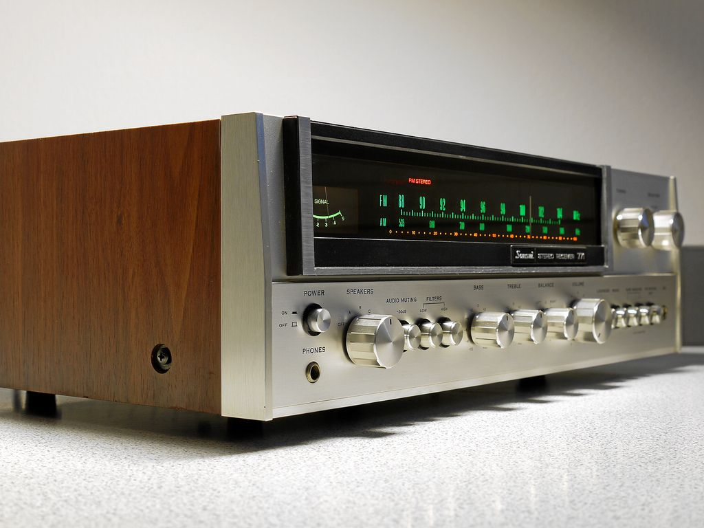 Sansui 771 Stereo Receiver | HiFi History in 2019 | Audio, Vintage