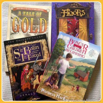 Read aloud books for elementary boys