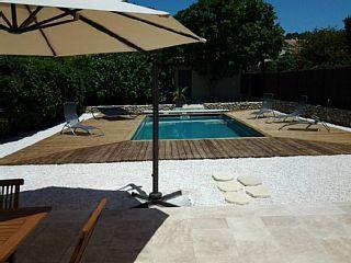 Maison de caractère avec piscine à 9 km des plagesLocation de vacances à partir de Armissan @homeaway! #vacation #rental #travel #homeaway