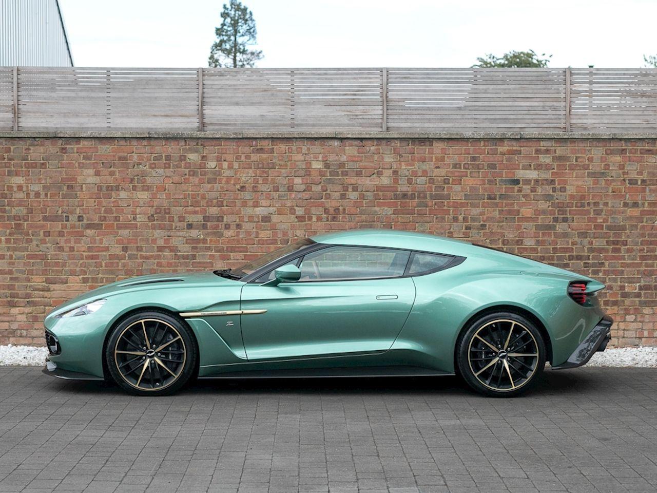 Aston Martin Vanquish Zagato Coupe In 2020 Aston Martin Vanquish Aston Martin Aston Martin For Sale