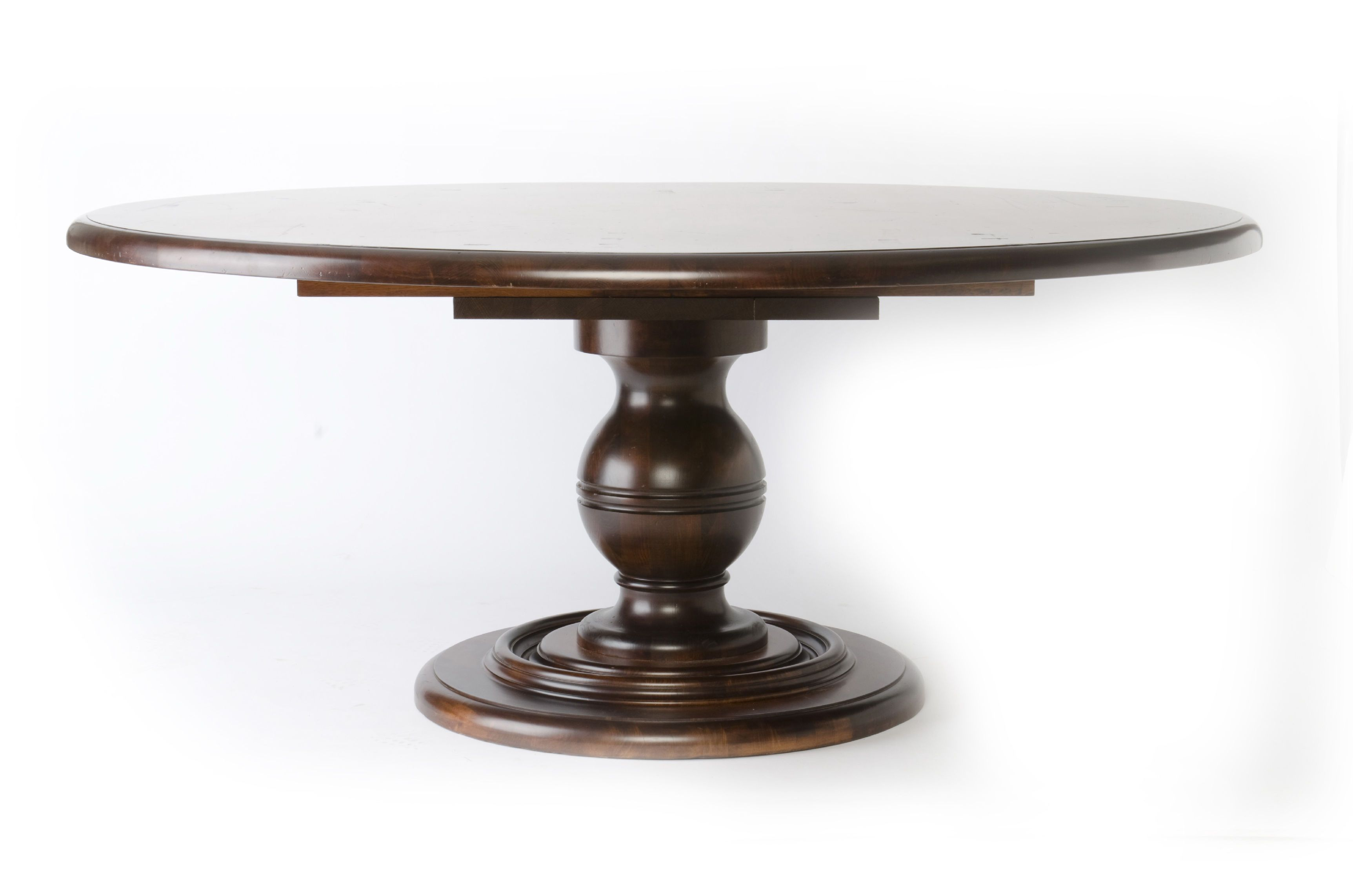 table furniture kitchen design chairs size solid tables oak large pedestal and full hardwood wood dining room pure of