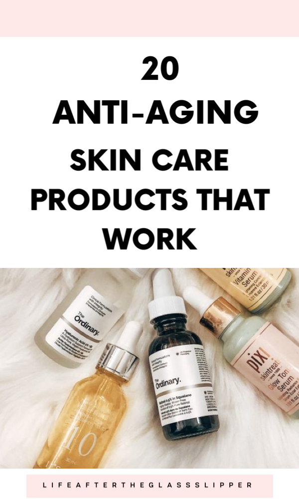 Photo of The Best 20 Anti Aging Skin Regimen Products Under $30 – Life After The Glass Slipper