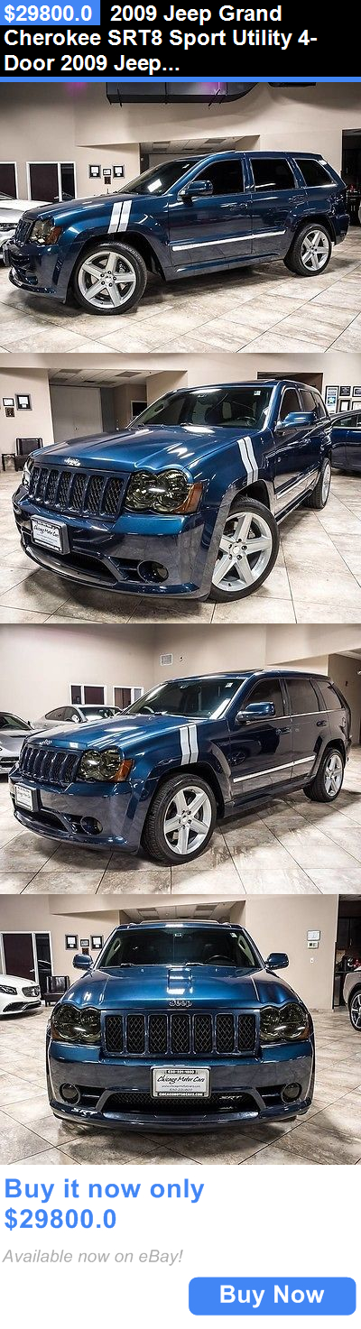 suvs 2009 jeep grand cherokee srt8