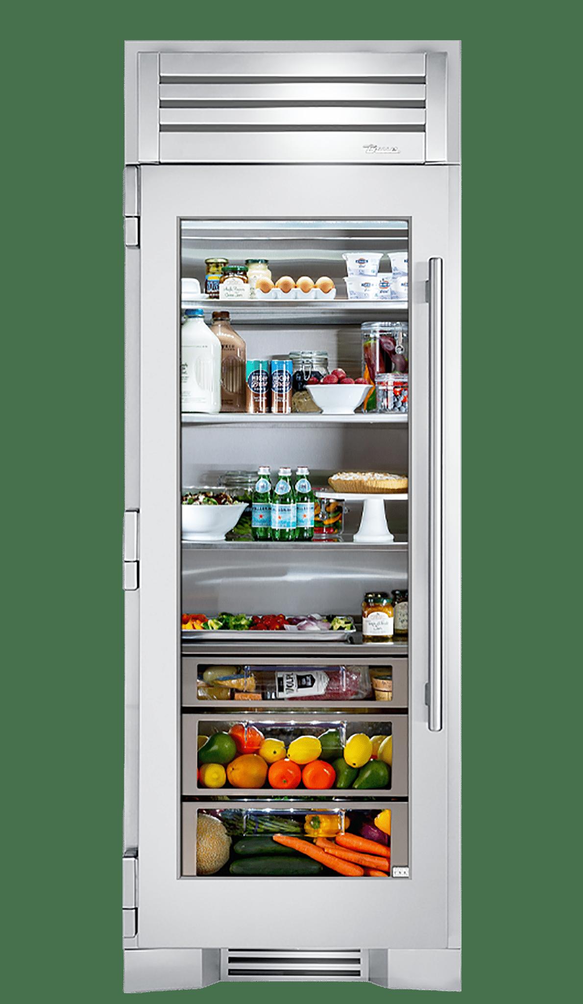 30 Glass Door Refrigerator Column True Residential In 2020 Glass Door Refrigerator Glass Door Door Handle Design
