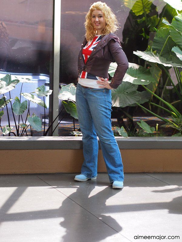 Rose Tyler outfit from u0027The Empty Childu0027  sc 1 st  Pinterest & Rose Tyler outfit from u0027The Empty Childu0027 | Costumes u0026 Cosplay ...