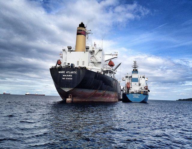 Ship Waiting To Go Thru Panama Canal Panama Canal Cruise Panama Canal Canal