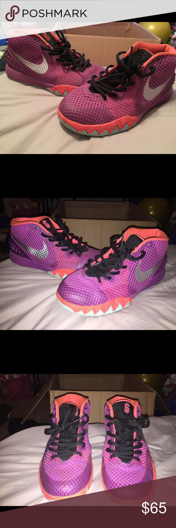 Nike Kyrie Irving Shoes 6.5y | Irving