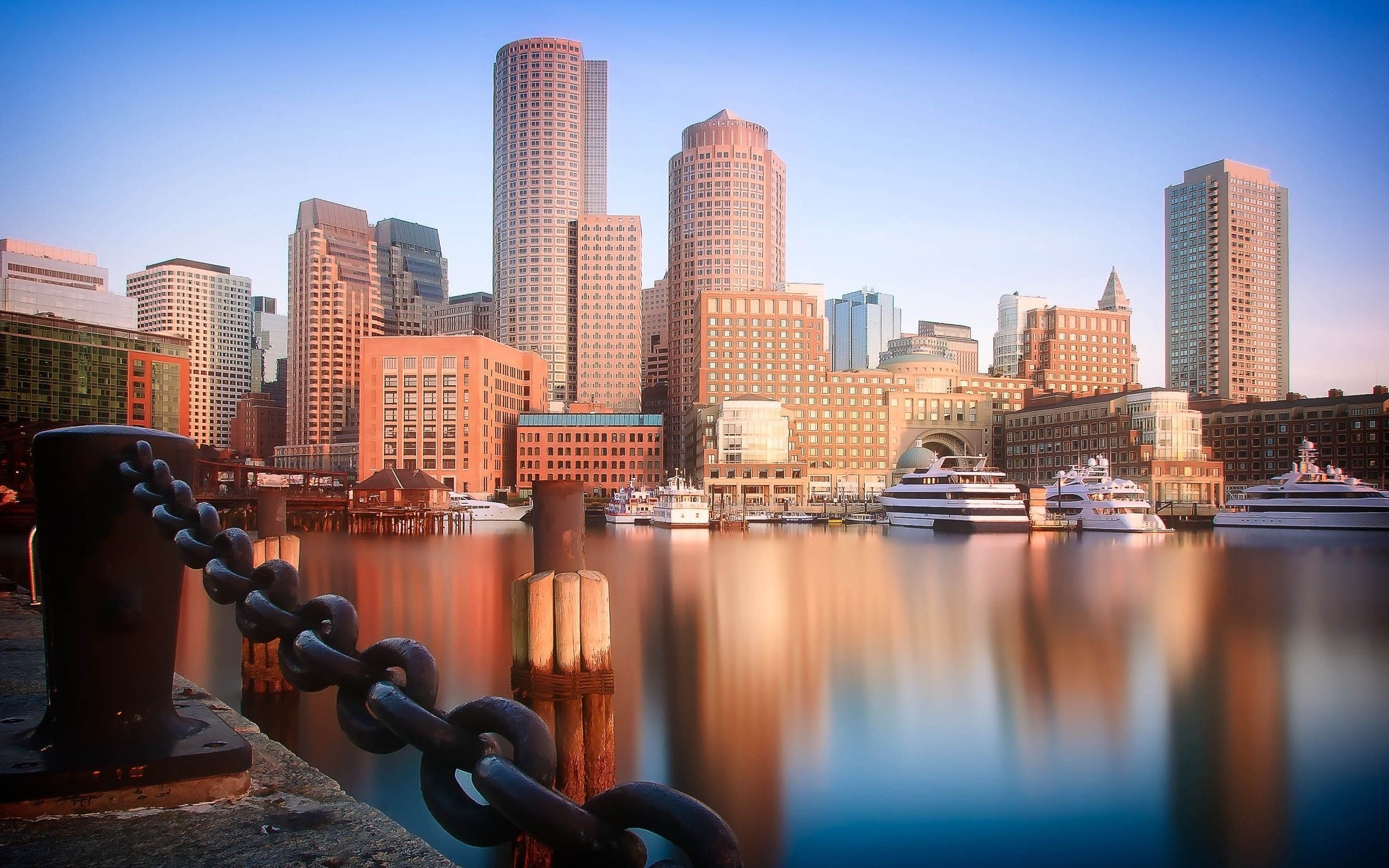 Boston, Massachusetts Boston wallpaper, Boston skyline
