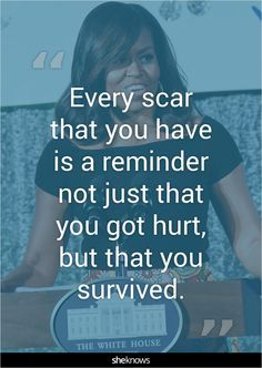Michelle Obama's best quotes can help us get through the next four years