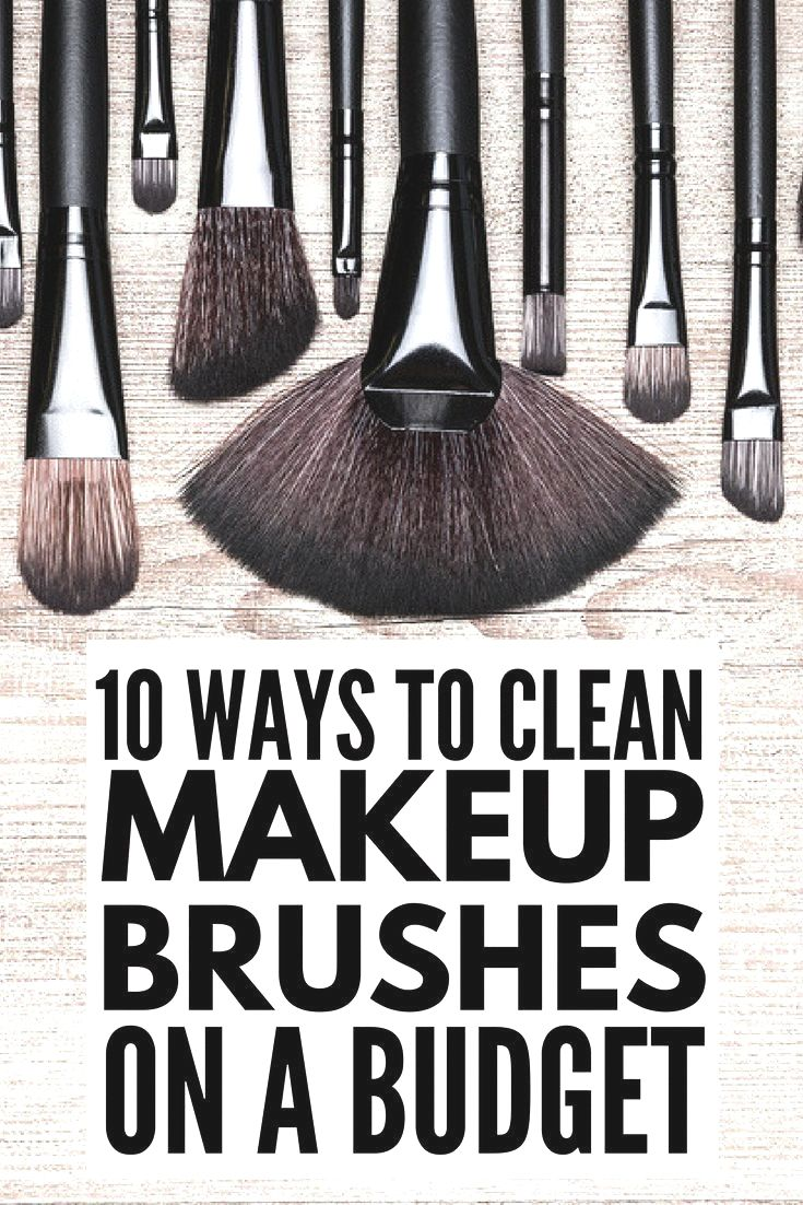 Pin by Eldenfygxb on Beauty How to clean makeup brushes