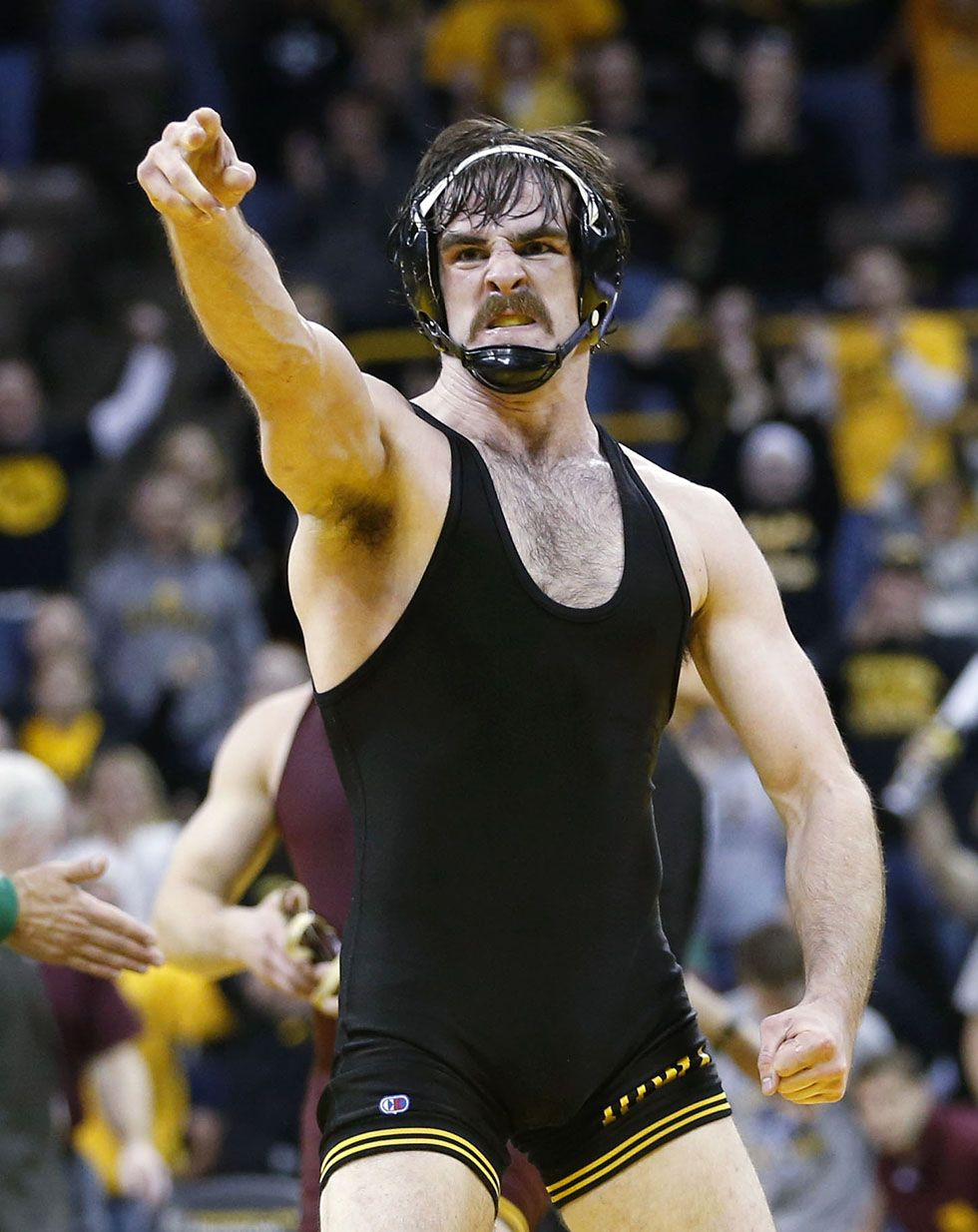 Photos Of The Week Jan 19 Jan 25 Iowa Hawkeye Wrestling