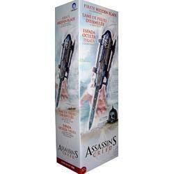 Assassins Creed 4 Black Flag Edward Kenway Hidden Blade Gauntlet - www.iconiccollectables.com